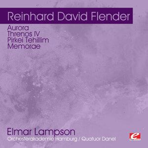 Flender: Aurora - Threnos IV - Pirkei Tehillim - Memorae (Digitally Remastered)