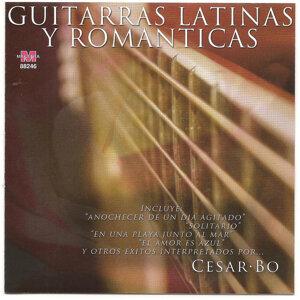 Guitarras latinas y romanticas