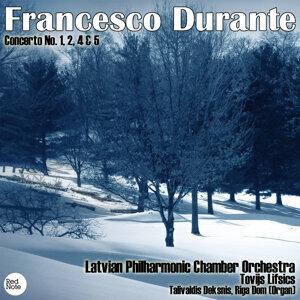 Durante: Concerto No. 1, 2, 4 & 5