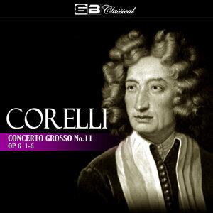 Corelli Concerto Grosso No. 11 Op. 6: 1-6