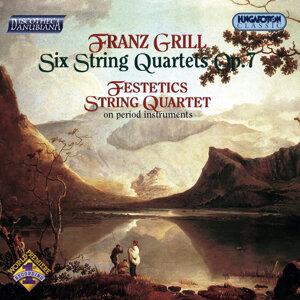 Six String Quartets Op. 7
