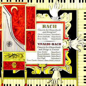 Bach Concerto For 3 Harpsichords