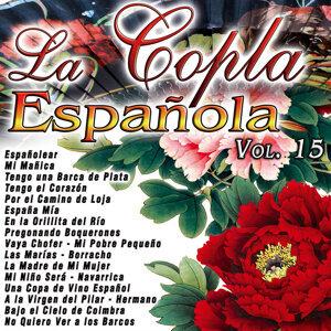 La Copla Española Vol. 15