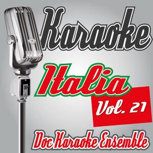 Karaoke Italia Vol. 21