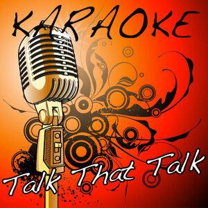 Talk That Talk (Rihanna feat. Jay-Z Karaoke Tribute)