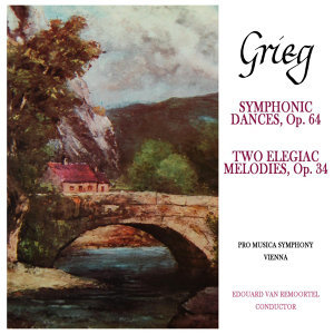 Grieg Symphonic Dances, Op 64