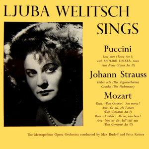 Ljuba Welitsch Sings