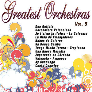 Greatest Orchestras Vol.5
