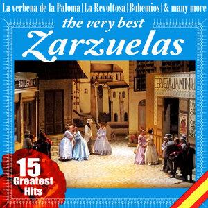 The Very Best Zarzuelas In Madrid. Vol 2