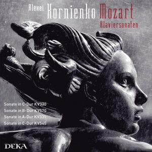Wolfgang Amadeus Mozart: Sonatas