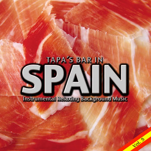 Tapa´s Bar. Instrumental Relaxing Background Music. Vol. 5