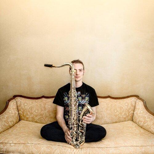 The Saxophone Warrior