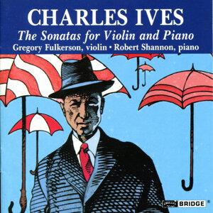 Charles Ives: Sonatas for Violin and Piano