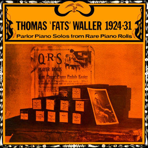 Parlor Piano Solos From Rare Piano Rolls