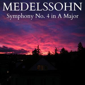 Mendelssohn - Symphony No. 4 in A Major, Op. 90