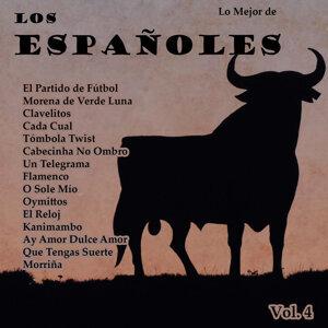 Lo Mejor De: Los Españoles Vol. 4