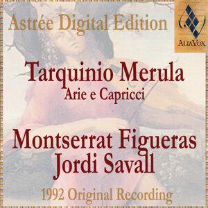 Tarquinio Merula: Arie E Capricci A Voce Sola