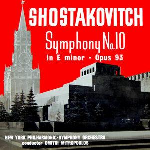 Shostakovitch Symphony No 10