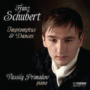 Schubert: Impromptus and Dances