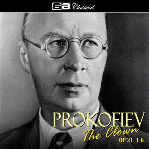 Prokofiev The Clown, Op. 21 1-6