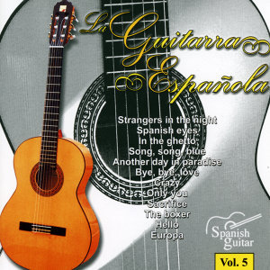 Spanish Guitar, Guitarra Española 5