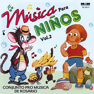 Música Para Niños Volumen 2