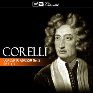 Corelli: Concerto Grosso No. 5, Op. 6: 1-4