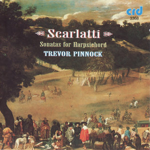 Scarlatii: Sonatas for Harpsichord