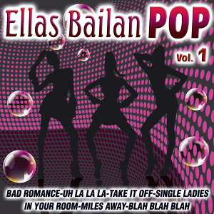 Ellas Bailan Pop Vol.1