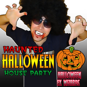Haunted Halloween House Party
