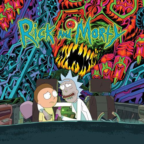 Rick and Morty Theme / Goodbye Moonmen