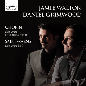 Chopin & Saint-Saëns Cello Sonatas
