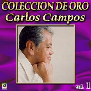 Carlos Campos Coleccion De Oro, Vol. 1 - Danzon Sin Nombre