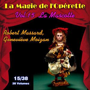 La Mascotte - La Magie de l'Opérette en 38 volumes  - Vol. 15/38
