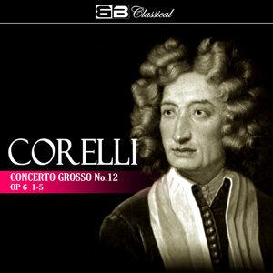 Corelli Concerto Grosso No. 12 Op. 6: 1-5