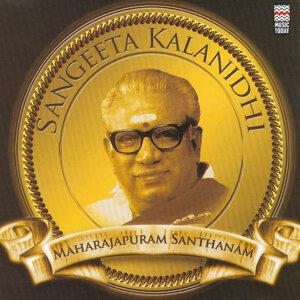Sangeeta Kalanidhi - Maharajupuram Santhanam