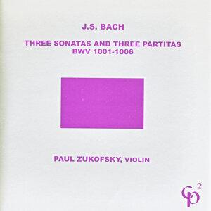 J.S. Bach: Three Sonatas and Three Partitas
