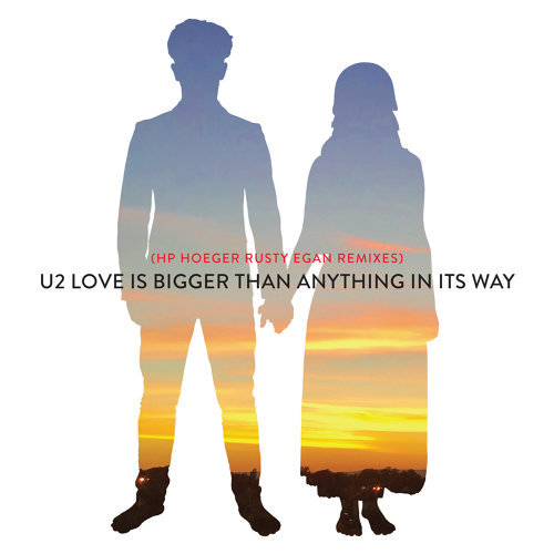 Love Is Bigger Than Anything In Its Way - HP. Hoeger Rusty Egan Remixes