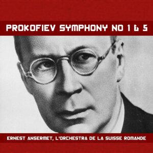 Prokofiev: Symphony No 1 & 5