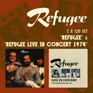 """""""Refugee"""" & Refugee Live In Concert 1974"""