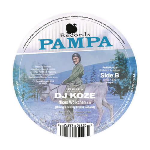 Amygdala Remixes #2