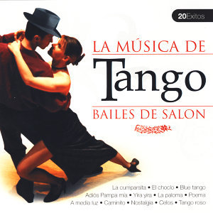 Bailes De Salón Tango  (Ballroom Dance Tango)
