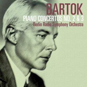 Bartok Piano Concertos No. 2 & 3