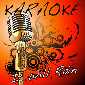 It Will Rain (Bruno Mars Tribute) - Karaoke