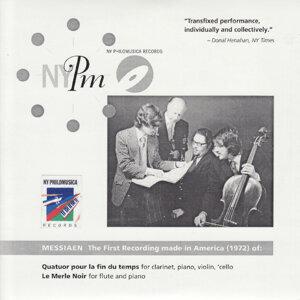 Messiaen: Quatuor pour la Fin du Temps, le Merle Noir