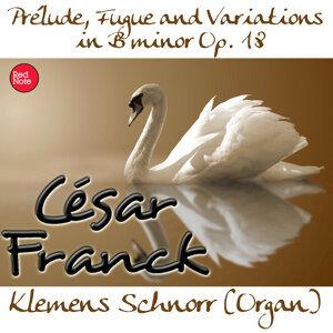 Franck: Prélude, Fugue and Variations in B minor Op. 18