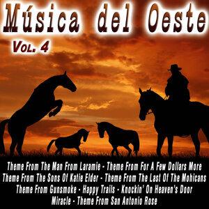 Música del Oeste - Vol.4