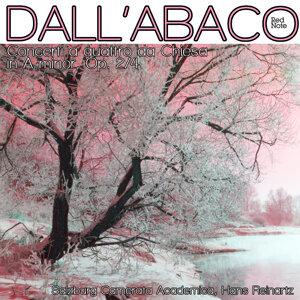 Dall'Abaco: Concerti a quattro da Chiesa in A minor, Op. 2/4