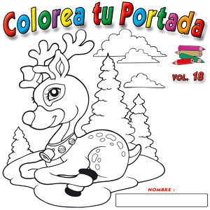 Colorea Tu Portada  Vol.18