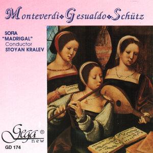 Monteverdi, Gesualdo, Schutz